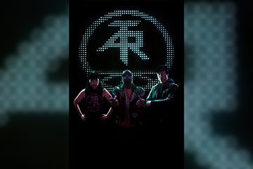 Portrait Atari Teenage Riot
